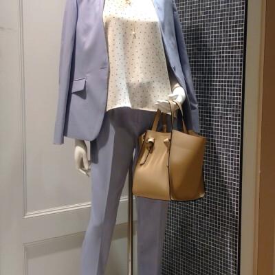 ☆洗える☆リネン調ストレッチスーツが入荷しました!
