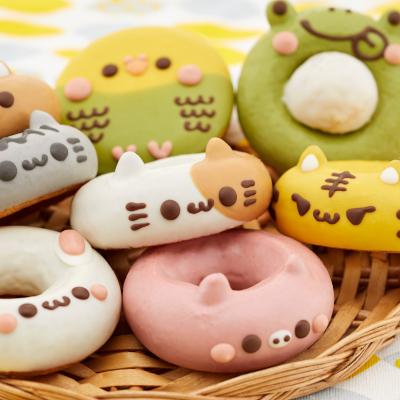 🐈菓子催物情報🐈<イクミママのどうぶつドーナツ!>