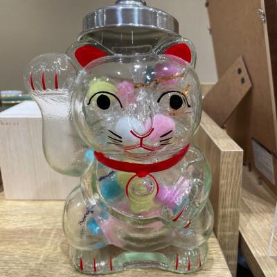 東京・廣田硝子『招き猫』