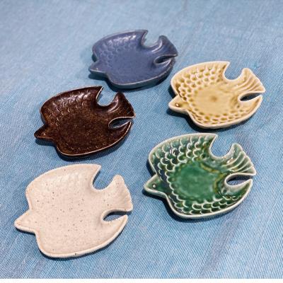 Dinkyの鳥型小皿